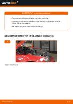Så byter du främre bärfjädrar på BMW E46 Cabriolet