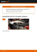 Så byter du motorluftfilter på BMW E46 Cabriolet