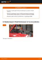 Jak wymienić dolne ramię w przednim niezależnym zawieszeniu w BMW E46 Cabrio