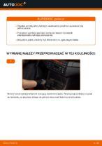 Jak wymienić amortyzatory zawieszernia tylnego w BMW E46 Cabrio