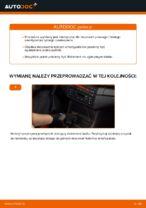 W jaki sposób wymienić tylne mocowanie amortyzatora w BMW E46 Cabrio