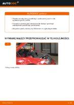 W jaki sposób wymienić przedni amortyzator w BMW E46 Cabrio