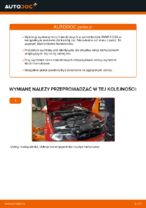 W jaki sposób wymienić przednie tarcze hamulcowe w BMW E46 Cabrio