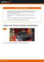Ako vymeniť predné brzdové kotúče na BMW E46 Cabrio