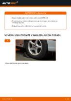 Ako vymeniť ložisko predného náboja na BMW E39