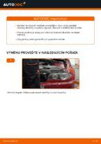 Jak vyměnit zadní brzdové destičky kotoučové brzdy na BMW E46 Cabrio