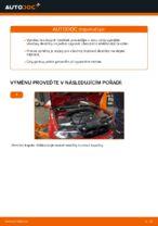 Jak vyměnit přední brzdové destičky kotoučové brzdy na BMW E46 Cabrio
