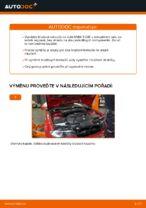 Jak vyměnit přední brzdové kotouče na BMW E46 Cabrio