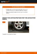 Μάθετε πώς να διορθώσετε το πρόβλημα του Ψαλίδια πίσω και εμπρος BMW