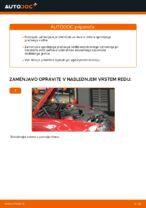 Navodila po korakih za popravilo BMW E90