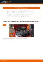 Zamenjavo Zavorne Ploščice BMW 3 SERIES: brezplačen pdf