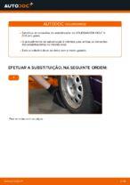 Substituição Bieleta de barra estabilizadora VW GOLF: pdf gratuito