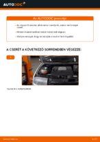 SKODA FABIA Olajszűrő cseréje : ingyenes pdf