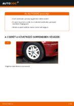 BMW Stabilizátor gumi cseréje csináld-magad - online útmutató pdf