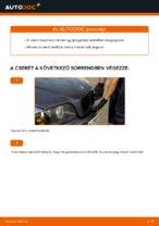 BMW E46 gyújtógyertya csere