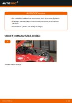 Kā nomainīt un noregulēt Amortizators BMW 3 SERIES: pdf ceļvedis