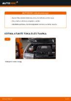 Kada reikia keisti Alyvos filtras SKODA FABIA Combi (6Y5): pdf vadovas