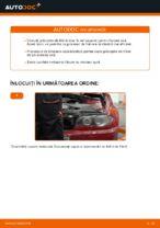 Montare Placute Frana BMW 3 Convertible (E46) - tutoriale pas cu pas