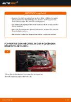 Wie der Austausch der hinteren Bremsscheiben bei einem BMW E46 Cabrio funktioniert