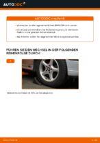 Auswechseln Radlagersatz BMW 5 SERIES: PDF kostenlos