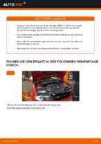 Wie der Austausch der vorderen Bremsscheiben bei einem BMW E46 Cabrio funktioniert