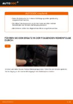 Wie Sie die hintere Aufhängung der Stoßdämpfer am BMW E46 Cabrio ersetzen