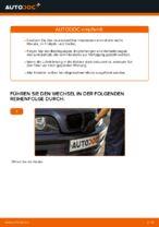 Wie Sie den Innenraumfilter am BMW E46 ersetzen