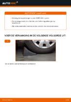 Montage Stabilisatorkoppelstang BMW 3 (E46) - stap-voor-stap handleidingen