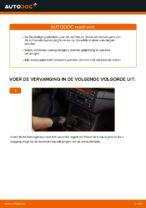 Hoe een schokdemperbevestiging van een BMW E46 Cabriovervangen