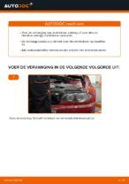 Hoe de achterste remblokken van schijfremmen vervangen op BMW E46 Cabrio