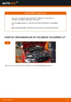 Hoe de voorste remblokken van schijfremmen vervangen op BMW E46 Cabrio
