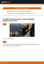 BMW E91 Reparaturanweisung Schritt-für-Schritt
