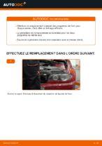 Comment remplacer les plaquettes de frein à disque arrière sur une BMW E46 Cabriolet