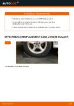 Comment remplacer une billette stabilisatrice arrière sur une BMW E39