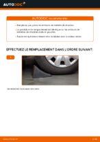 Tutoriel PDF étape par étape sur le changement de Mâchoires De Frein sur BMW 3 (E46)