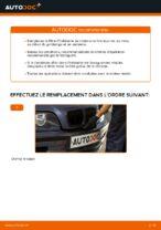 Comment remplacer un filtre à air d'habitacle sur une BMW E46