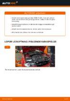 BMW 3-serie fejlfinding af manual