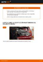 Cómo sustituir las pastillas de freno de discos trasero en BMW E46 Cabrio
