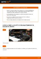 Cambio Pastillas De Freno traseras y delanteras BMW 5 (E39): guía pdf