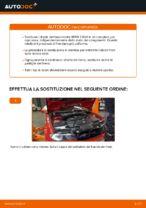 Come sostituire i dischi dei freni anteriori sulla BMW E46 Cabrio