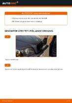 Hur man byter ut tändstift på BMW E46