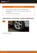 Instruksjonsbok BMW 5-serie
