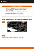 Kuinka vaihdat takajarrulevyt BMW E39-autoon