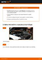 Jak vyměnit zadní brzdové kotouče na BMW E39