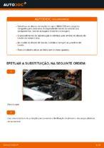 Como substituir Suporte de motor traseiro e dianteiro BMW 5 (E39) - manual online