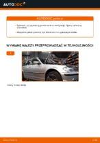 Jak wymienić filtr paliwa w BMW E46 Touring
