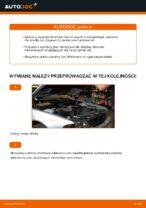 Jak wymienić i wyregulować Komplet klocków hamulcowych BMW 5 SERIES: poradnik pdf