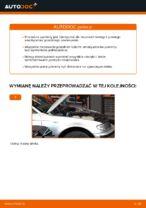 Jak wymienić mocowanie kolumny resorującej przedniej w BMW E46 Touring