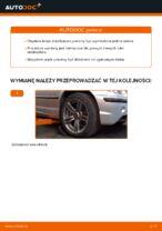 Jak zmienić Poduszka stabilizatora BMW 3 SERIES: darmowy pdf