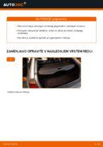 Zamenjavo Blazilnik BMW 3 SERIES: navodila za uporabo